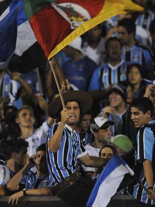 Gremio v Liverpool - Santander Libertadores Cup 2011
